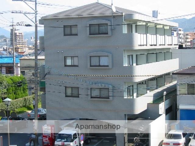 広島県広島市安佐南区、緑井駅徒歩5分の築19年 4階建の賃貸マンション