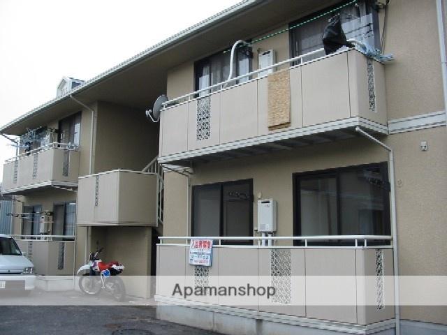 広島県広島市安佐南区、西原駅徒歩12分の築28年 2階建の賃貸アパート