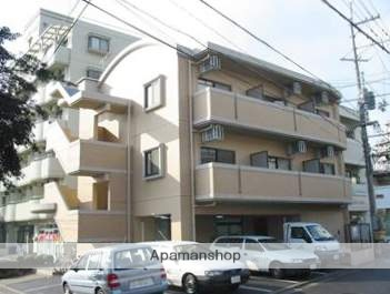 広島県広島市安佐南区、祇園新橋北駅徒歩11分の築20年 3階建の賃貸マンション