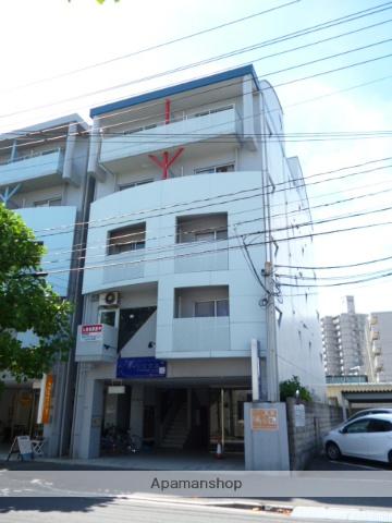 広島県広島市安佐南区、大町駅徒歩11分の築28年 5階建の賃貸マンション