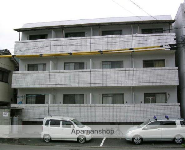 広島県広島市安佐南区、大町駅徒歩8分の築30年 3階建の賃貸マンション
