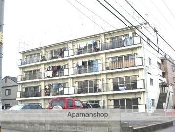 広島県広島市安佐南区、下祇園駅徒歩10分の築41年 4階建の賃貸マンション