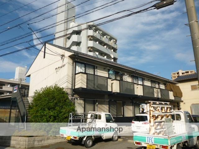 広島県広島市安佐南区、大町駅徒歩10分の築19年 2階建の賃貸アパート