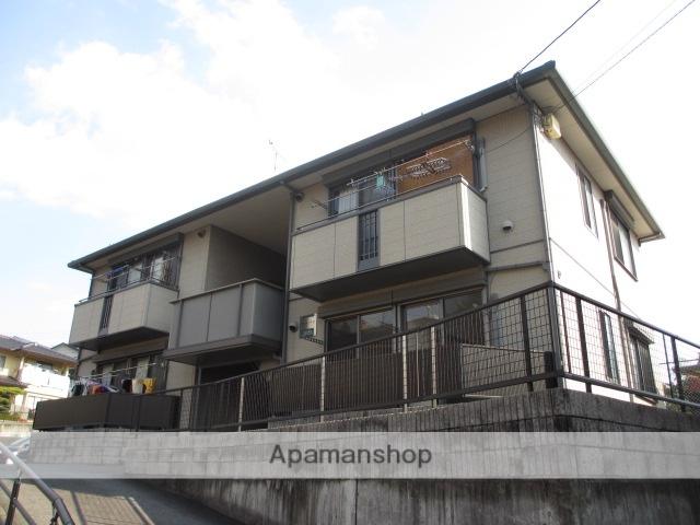 広島県広島市安佐南区、上安駅徒歩13分の築14年 2階建の賃貸アパート