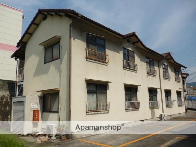 広島県広島市安佐南区、高取駅徒歩10分の築32年 2階建の賃貸アパート
