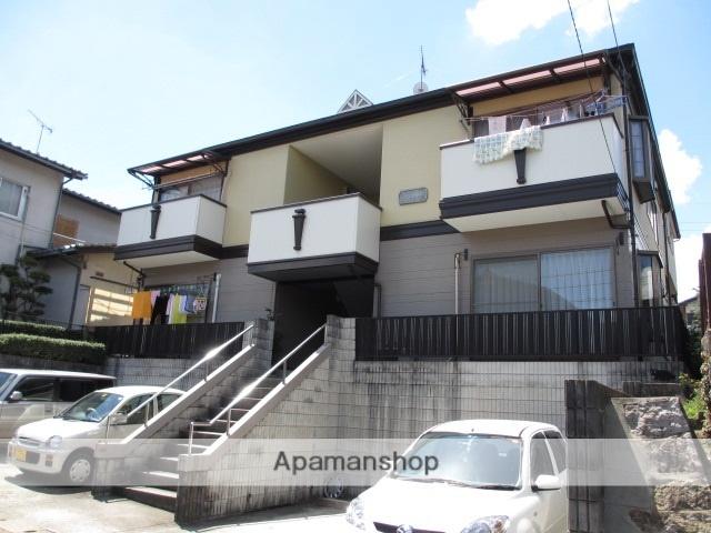 広島県広島市安佐南区、安東駅徒歩13分の築21年 2階建の賃貸アパート