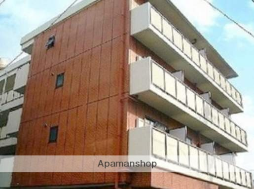 広島県広島市安佐南区、緑井駅徒歩13分の築28年 4階建の賃貸マンション