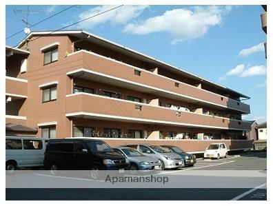 広島県広島市安佐南区、上八木駅徒歩1分の築22年 3階建の賃貸マンション