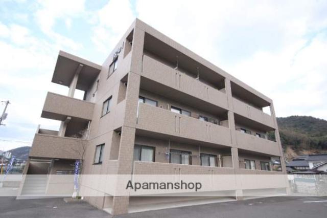 広島県広島市安佐北区、可部駅徒歩75分の築12年 3階建の賃貸マンション