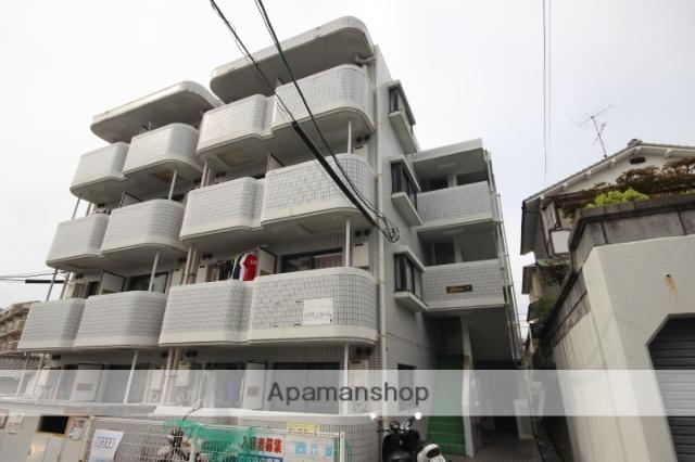 広島県広島市佐伯区、五日市駅徒歩19分の築26年 4階建の賃貸マンション