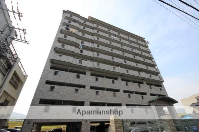広島県広島市西区、西観音町駅徒歩7分の築14年 11階建の賃貸マンション