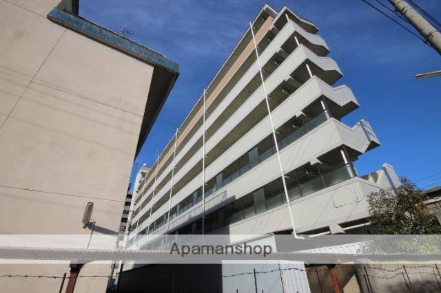 広島県広島市佐伯区、五日市駅徒歩4分の築21年 7階建の賃貸マンション