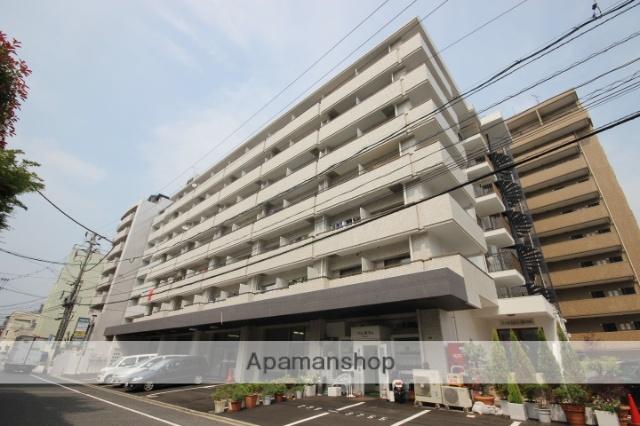 広島県広島市西区、横川駅徒歩6分の築34年 7階建の賃貸マンション