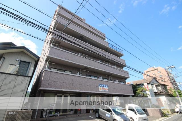 広島県広島市西区、古江駅徒歩16分の築17年 6階建の賃貸マンション