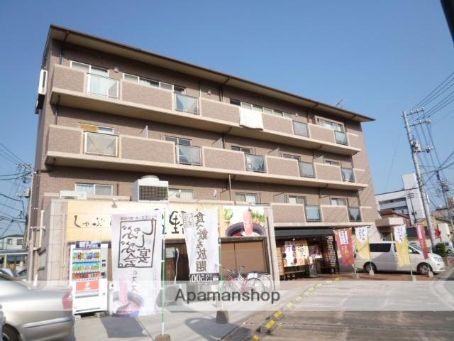 広島県廿日市市、宮内串戸駅徒歩4分の築18年 4階建の賃貸マンション