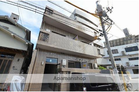 広島県広島市西区、東高須駅徒歩16分の築26年 3階建の賃貸マンション