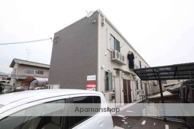 広島県廿日市市、宮内串戸駅徒歩5分の新築 2階建の賃貸アパート