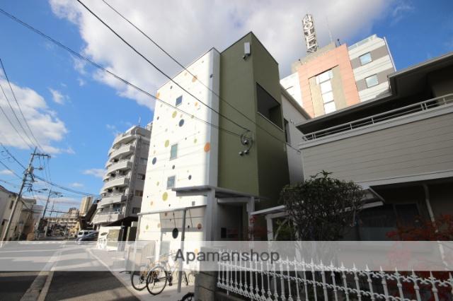 広島県広島市西区、草津駅徒歩9分の新築 2階建の賃貸アパート
