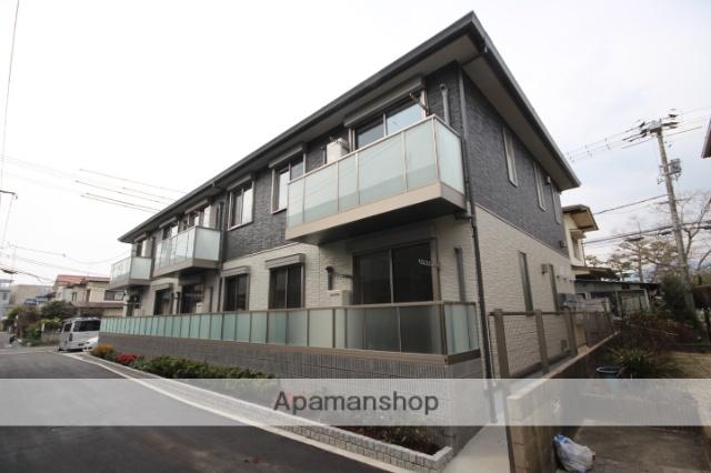 広島県広島市佐伯区、佐伯区役所前駅徒歩16分の新築 2階建の賃貸アパート
