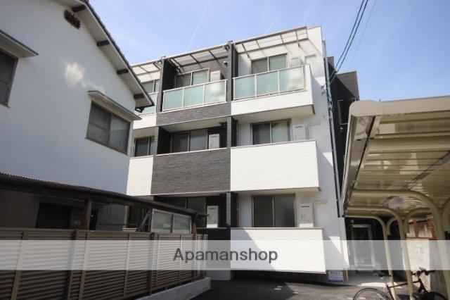 広島県広島市佐伯区、五日市駅徒歩19分の新築 3階建の賃貸アパート