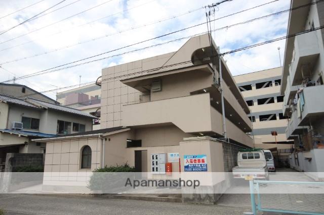 広島県広島市佐伯区、広電五日市駅徒歩16分の築31年 3階建の賃貸マンション