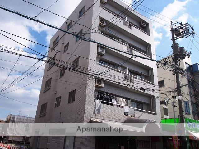 広島県広島市佐伯区、佐伯区役所前駅徒歩12分の築29年 5階建の賃貸マンション
