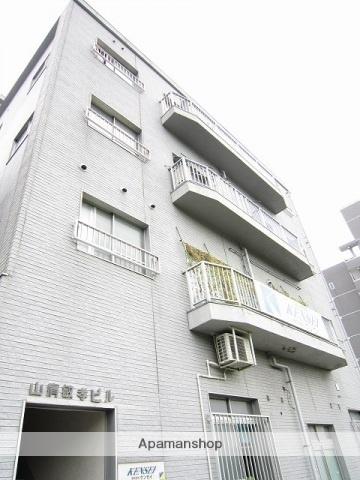 広島県広島市西区、観音町駅徒歩12分の築43年 4階建の賃貸マンション