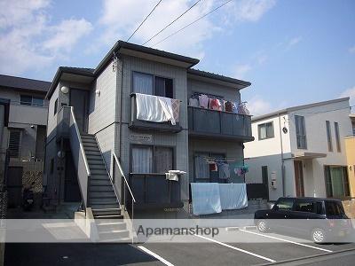 広島県広島市西区、高須駅徒歩20分の築17年 2階建の賃貸アパート