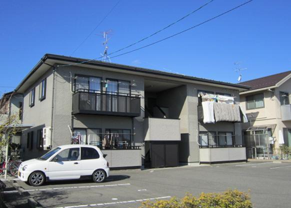 広島県廿日市市、宮内串戸駅徒歩19分の築16年 2階建の賃貸アパート