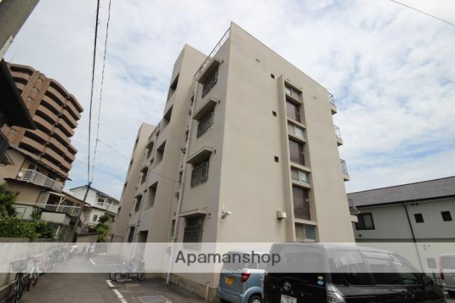 広島県広島市西区、井口駅徒歩14分の築31年 4階建の賃貸マンション