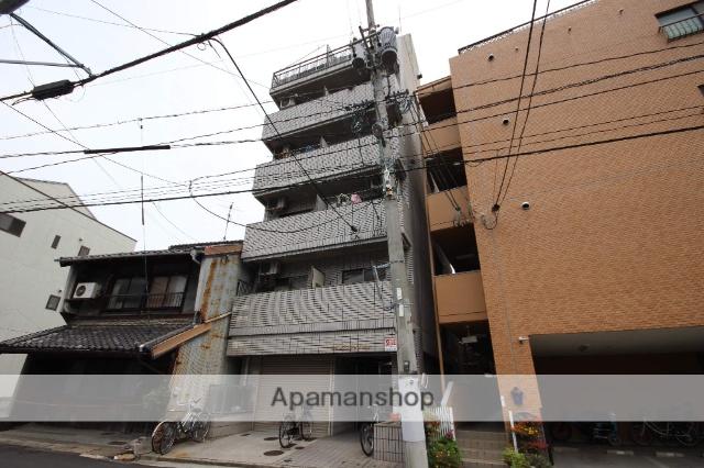 広島県広島市西区、草津駅徒歩5分の築26年 6階建の賃貸マンション