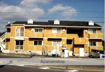 広島県廿日市市の築24年 2階建の賃貸アパート