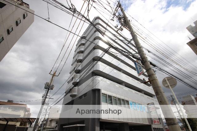 広島県広島市西区、西広島駅徒歩7分の築22年 9階建の賃貸マンション