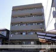 広島県広島市南区、向洋駅徒歩16分の築21年 5階建の賃貸マンション