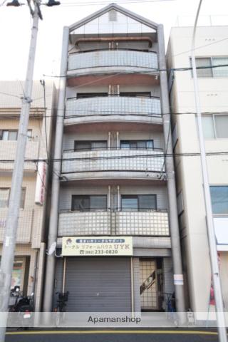 広島県広島市中区、舟入幸町駅徒歩9分の築25年 5階建の賃貸マンション