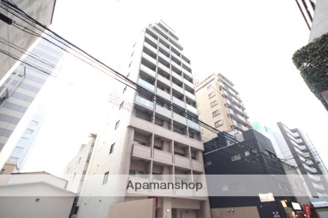 広島県広島市中区、本通駅徒歩3分の築12年 13階建の賃貸マンション