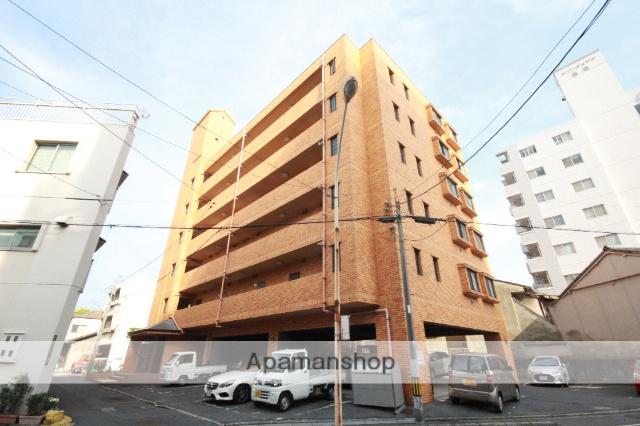 広島県広島市南区、広大附属学校前駅徒歩3分の築24年 6階建の賃貸マンション