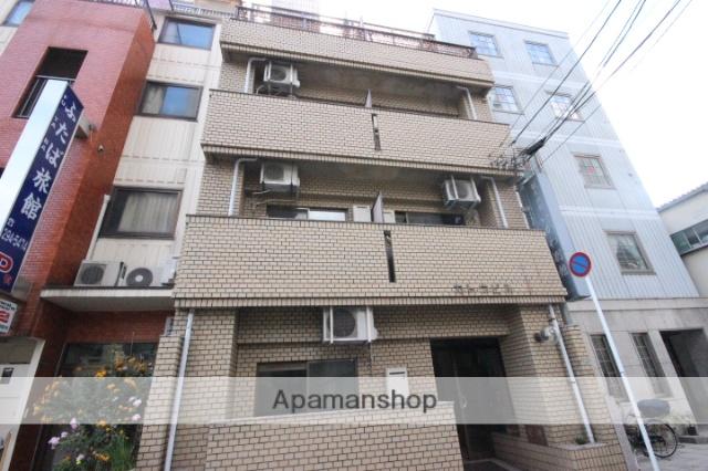 広島県広島市中区、本川町駅徒歩7分の築29年 5階建の賃貸マンション