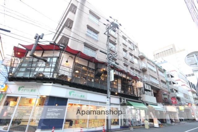 広島県広島市中区、本通駅徒歩2分の築35年 7階建の賃貸マンション