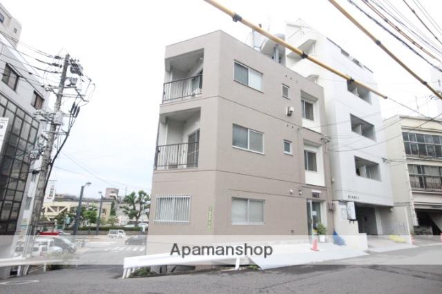 広島県広島市中区、縮景園前駅徒歩5分の築38年 3階建の賃貸マンション