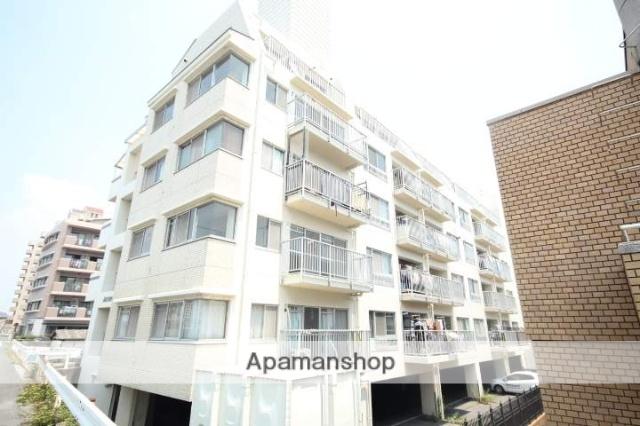 広島県広島市中区、舟入川口町駅徒歩8分の築83年 6階建の賃貸マンション