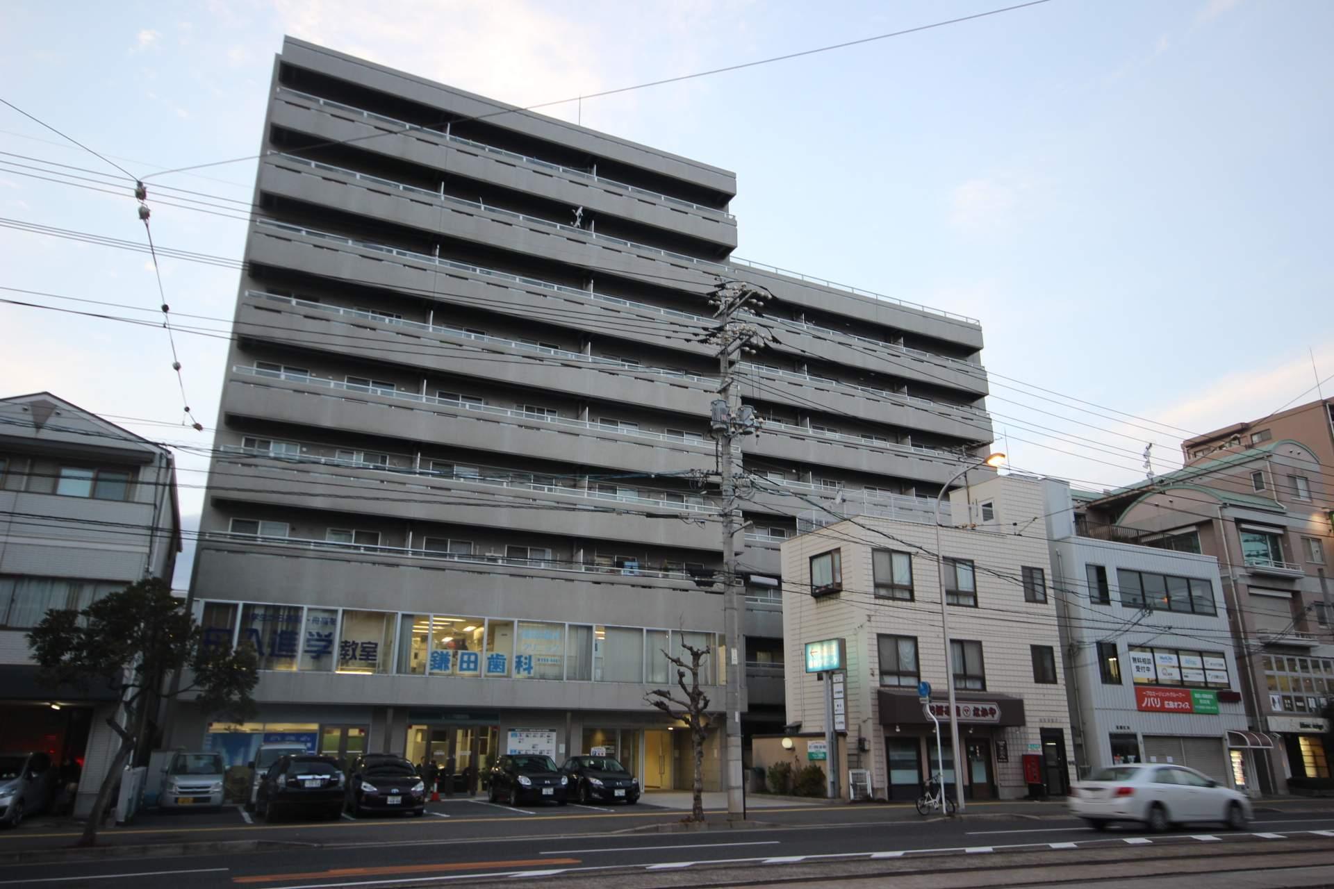 新着賃貸9:広島県広島市中区舟入南2丁目の新着賃貸物件