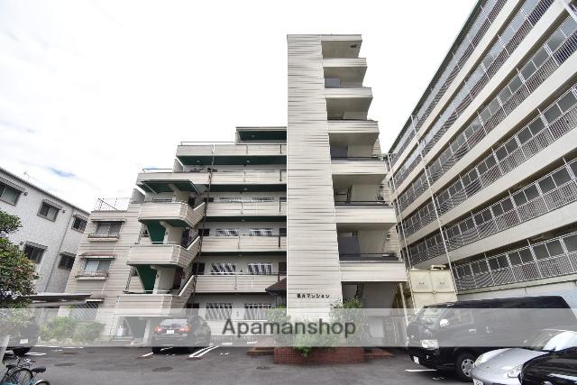 広島県広島市西区、舟入町駅徒歩5分の築36年 6階建の賃貸マンション