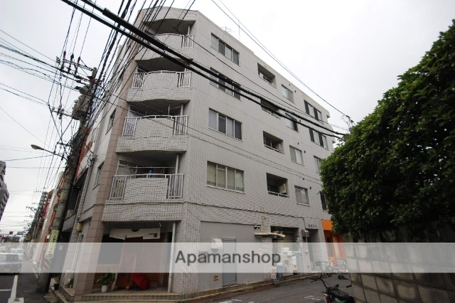 広島県広島市中区、本川町駅徒歩5分の築30年 5階建の賃貸マンション
