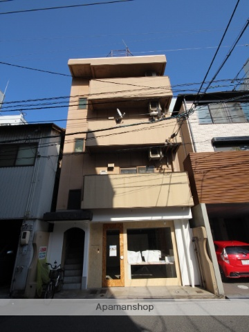 広島県広島市中区、原爆ドーム前駅徒歩6分の築31年 4階建の賃貸マンション