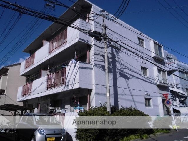 広島県広島市中区、舟入川口町駅徒歩11分の築37年 3階建の賃貸マンション