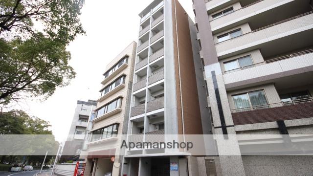 広島県広島市中区、本通駅徒歩4分の築9年 8階建の賃貸マンション