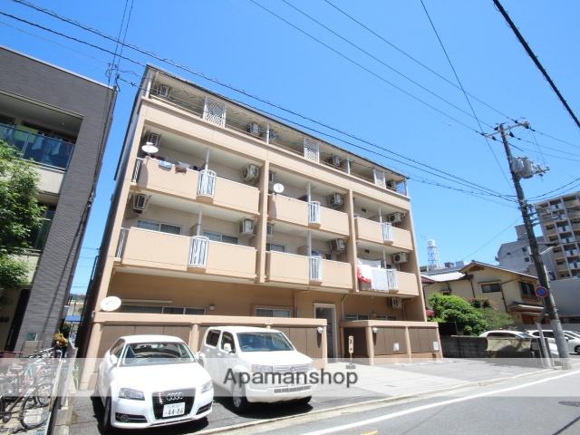 広島県広島市中区、本川町駅徒歩9分の築29年 4階建の賃貸マンション