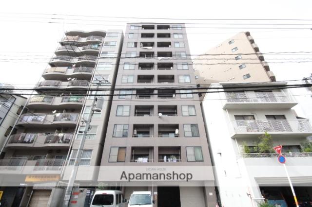 広島県広島市中区、胡町駅徒歩11分の築21年 11階建の賃貸マンション