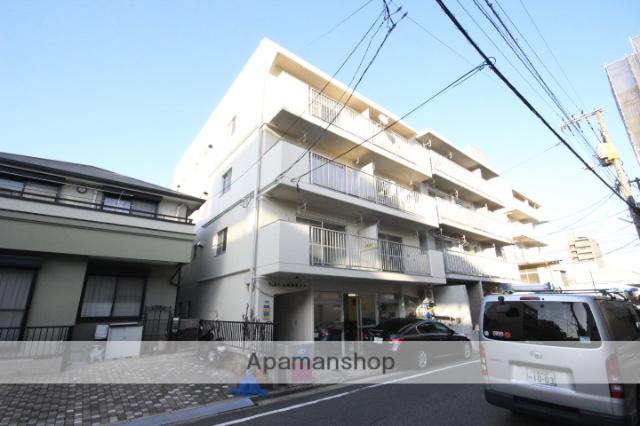 広島県広島市西区、西観音町駅徒歩13分の築37年 4階建の賃貸マンション